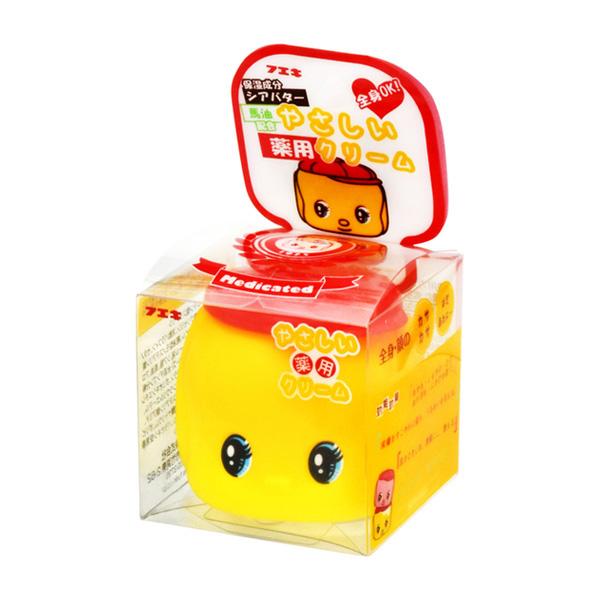 9. Fueki馬油保濕柔膚霜50g 840円 約HK$59.56